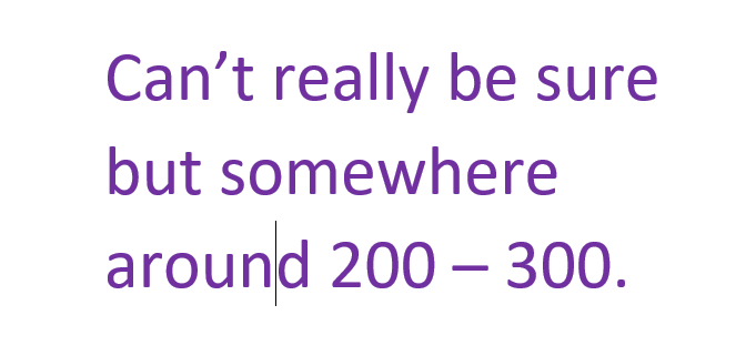 200-300